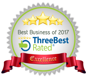 logo three best rated